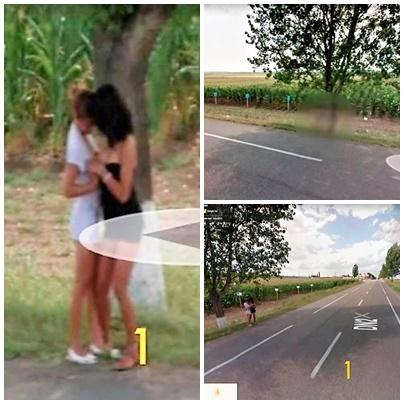Buscó la casa de su novia por Google Maps y se llevó una gran sorpresa